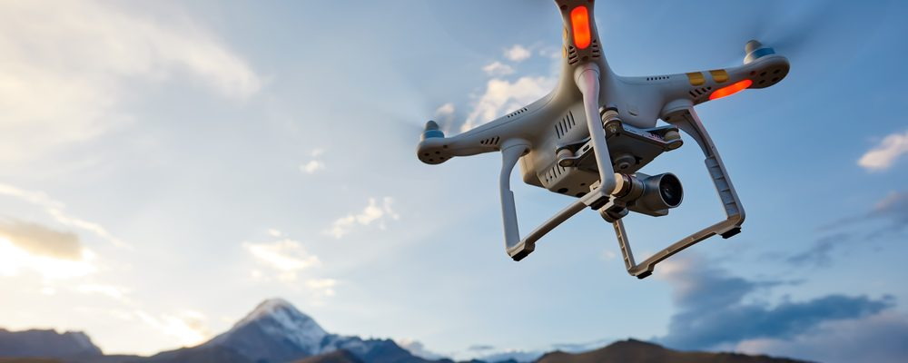 Aerones Taking Drones to the Extreme with Drone Jumping and Other World Firsts
