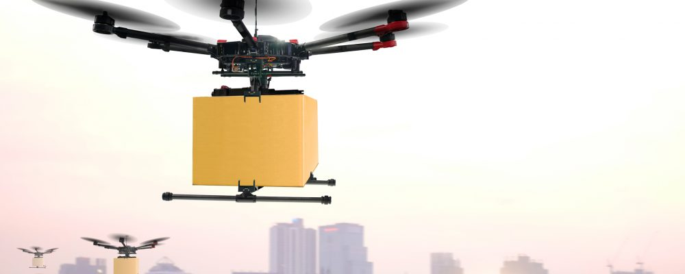 Could Drones Be Used for Amazon UK Deliveries in the near Future?